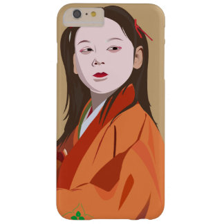 girl chinese barely there iPhone 6 plus hülle