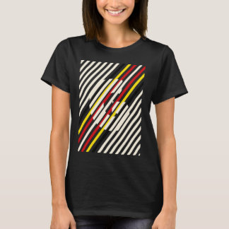 girl germany Alemania Word G T-Shirt