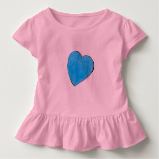 GirlLovesBlue Kleinkind T-shirt