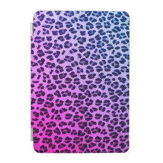 Girly lila Leopard-Druck iPad mini intelligente iPad Mini Hülle