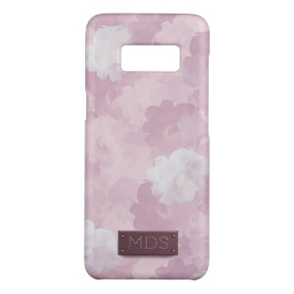 Girly rosa Watercolor-Rosen Case-Mate Samsung Galaxy S8 Hülle