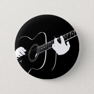 Gitarre Runder Button 5,1 Cm