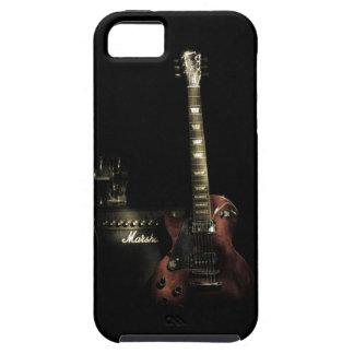 Gitarre und Ampere iPhone starker Fall Schutzhülle Fürs iPhone 5