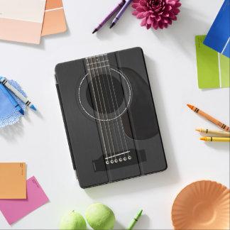 Gitarren-Auflage-Schwarzes iPad Pro Hülle