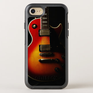 Gitarren-Instrumente OtterBox Symmetry iPhone 8/7 Hülle