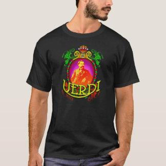 Giuseppe Verdi-T-Stück T-Shirt