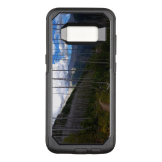 Glacier Nationalpark Highline HinterBurnout OtterBox Commuter Samsung Galaxy S8 Hülle