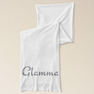 Glamma bling Mode scart Schal