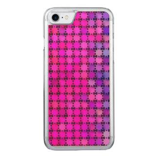 Glänzende Regenbogen-Sterne Carved iPhone 8/7 Hülle