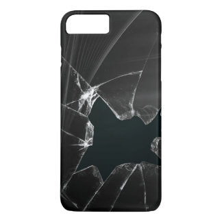 Glas iPhone 8 Plus/7 Plus Hülle