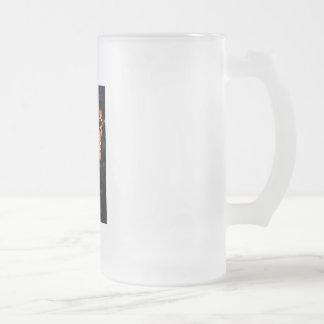 Glas Mattglas Bierglas