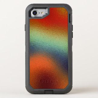 Glas verzerren (2 von 12) (Rot) OtterBox Defender iPhone 8/7 Hülle