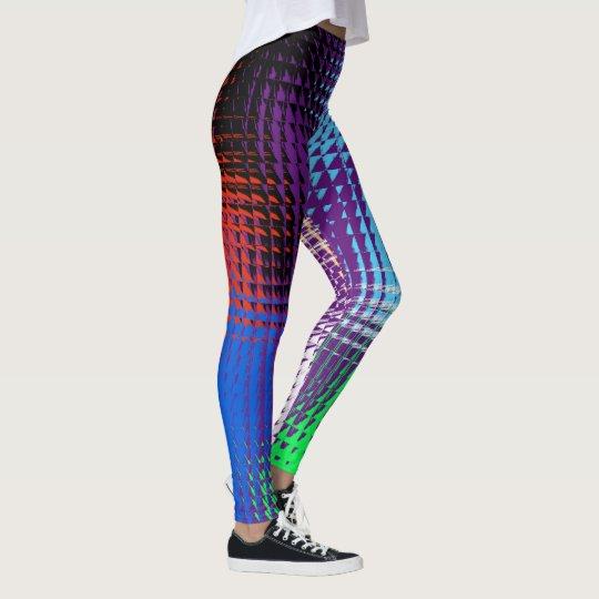 Glasblöcke Leggings