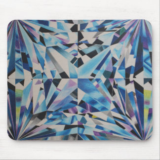 Glasdiamant Mousepad