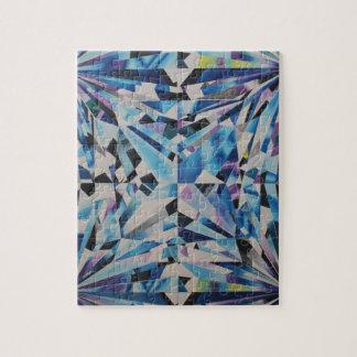 GlasFoto-Puzzlespiel des diamant-8x10 mit