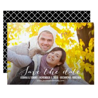 GLÄTTEN Sie Save the Date Karten 12,7 X 17,8 Cm Einladungskarte