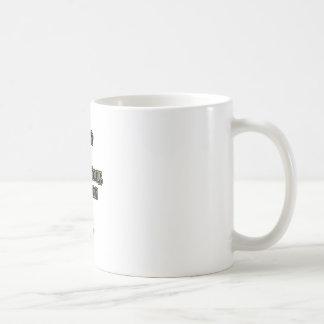 Glaube ist obligatorisch kaffeetasse