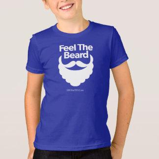 """""""Glauben Sie dem des Bart"""" amerikanischen T-Stück T-Shirt"""