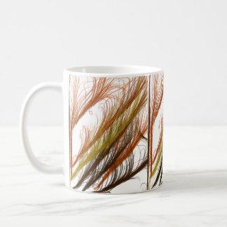 Glauben Sie dem Fall Kaffeetasse