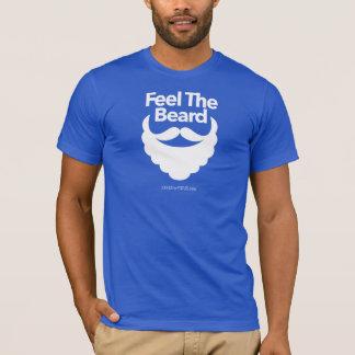 """""""Glauben Sie der Bart-"""" amerikanisches T-Shirt"""
