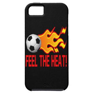 Glauben Sie der Hitze iPhone 5 Schutzhülle