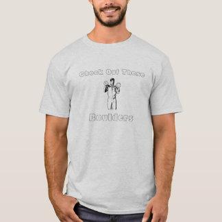 Glauben Sie es großer Typ T-Shirt