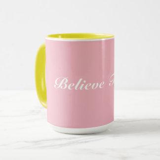 Glauben Sie Glauben - Kaffee-Tasse Tasse