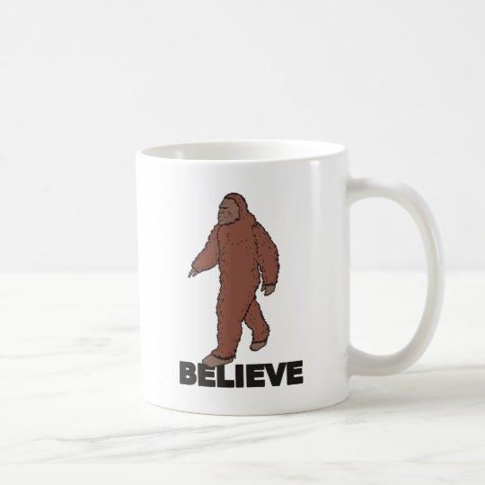 GLAUBEN Sie Kaffeetasse