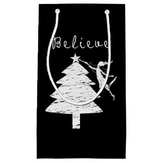 Believe Art Fairy Christmas Tree