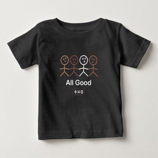 Gleichheit Baby T-shirt