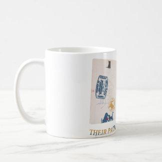 GLEICHHEIT Pass-Tasse Kaffeetasse