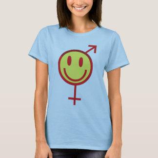 Gleichheit zwischen dem Sex! T-Shirt