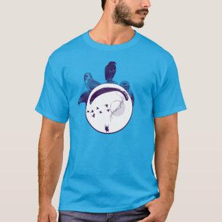 GLEITSCHIRMFLIEGEN PG-CIRCLE 001 Ponto Zentrale T-Shirt