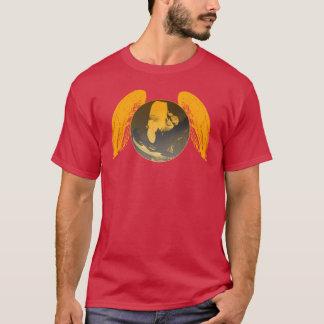 GLEITSCHIRMFLIEGEN PG-CIRCLE 004 Ponto Zentrale T-Shirt
