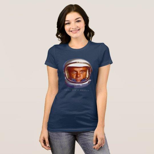 Glenn into Orbit! Ladies T-Shirt