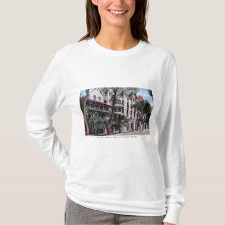 Glenwood Auftrag-Gasthaus, Flussufer CA Vintag T-Shirt