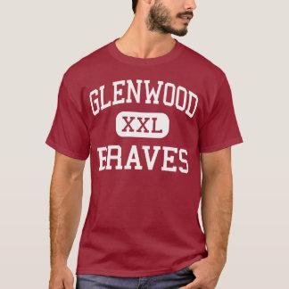 Glenwood - Braves - Mitte - Chatham Illinois T-Shirt