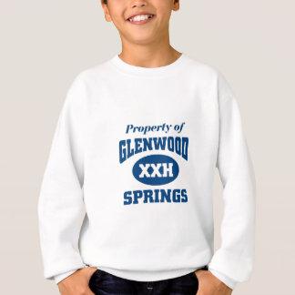 Glenwood heiße Quellen Sweatshirt