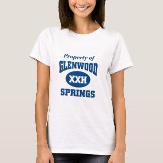 Glenwood heiße Quellen T-Shirt
