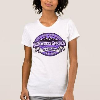 Glenwood Logo-Shirt lila T-Shirt