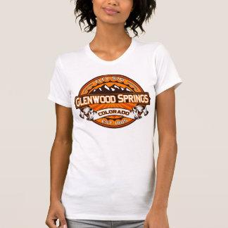 Glenwood Logo-Shirt-Mandarine T-Shirt