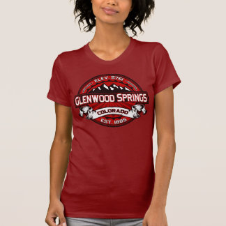 Glenwood Logo-Shirt-Rot T-Shirt