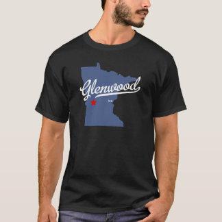 Glenwood Minnesota Mangan-Shirt T-Shirt