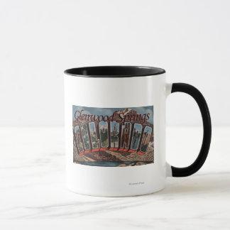 Glenwood Springs, Colorado - große Tasse