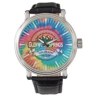 Glenwood- SpringsKrawatten-Uhr Armbanduhr