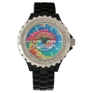 Glenwood- SpringsKrawatten-Uhr Uhr