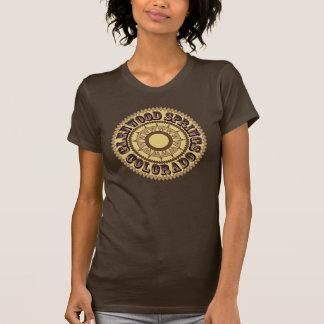 Glenwood Springssepia-Logo T-Shirt