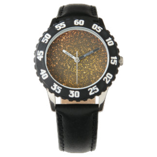 Glitter-Diamant Uhr
