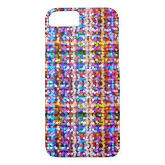 Glitter-Fall iPhone 7 Hülle