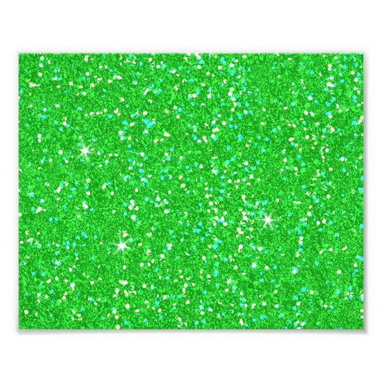 Glitter-glänzender Schein Fotodruck